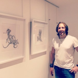 Nic at the Camden Image Gallery